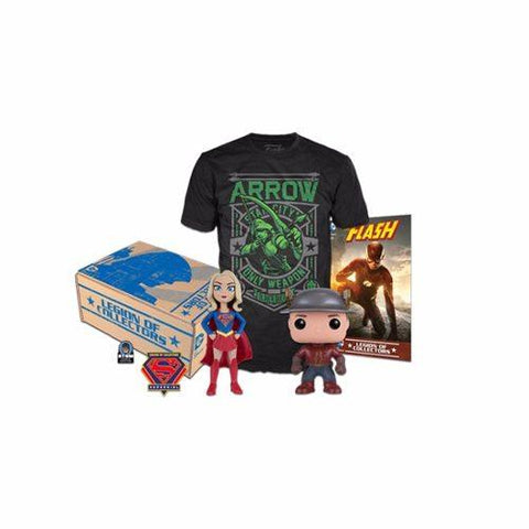 Funko Box Collectors Dc Comics Tv M Funko