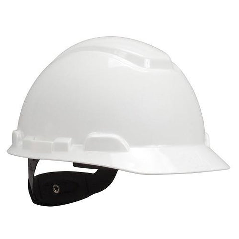 1 Casco 3M Suspension Matraca 4-Puntos Blanco H-701R