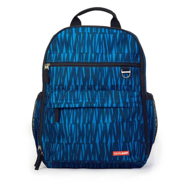 Pa_alera Bolsa Duo Signature Backpack Azul Graffiti Skip Hop