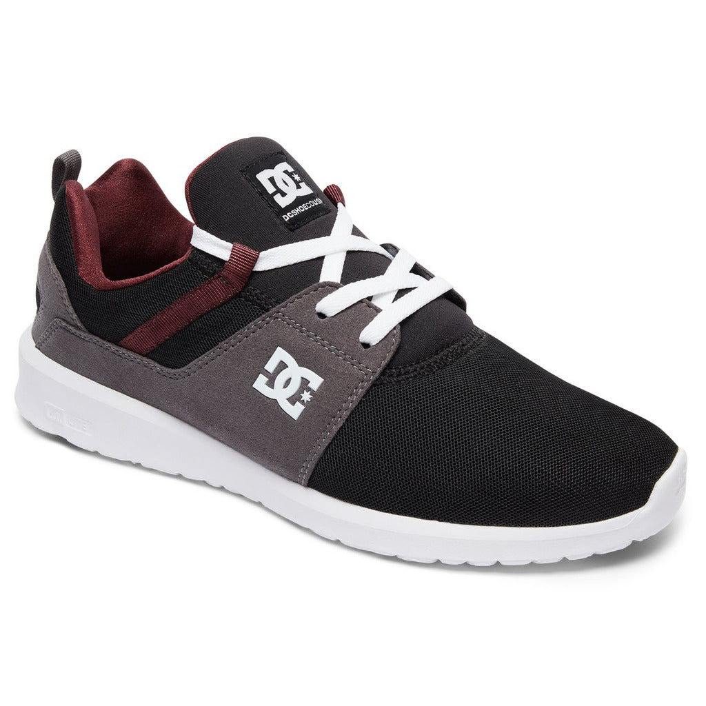 879270f5660 Tenis para Hombre Heathrow Negro   Gris Dc Shoes – Ibushak
