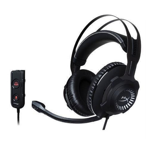 Audifono Diadema Gaming Hyper X Kingston Cloud Revolver S