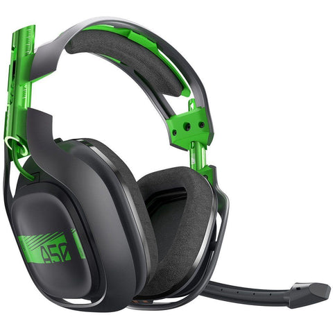 Audífonos Astro Gaming A50 Wireless Headset + Base Station - Gris - PC MAC Xbox One
