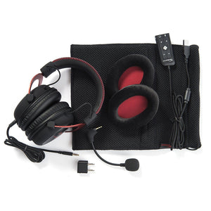 Audífonos Gaming HyperX Cloud 2 Kingston Headset Red