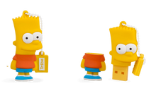 Memoria Usb Simpsons 8 Gb Bart Simpson