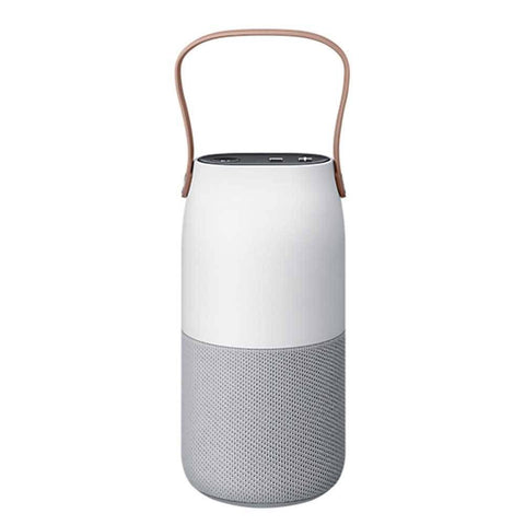 Bocina Bluetooth Inalámbrica Samsung Speaker Bottle Lighting