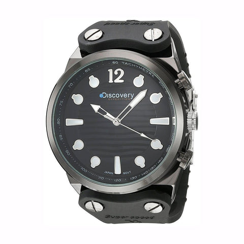 Reloj Hombre Moda Casual DISC 6101 C Discovery Expedition