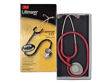 Estetoscopio 3M Littmann Lightweight II S.E. 2451, Color Vino
