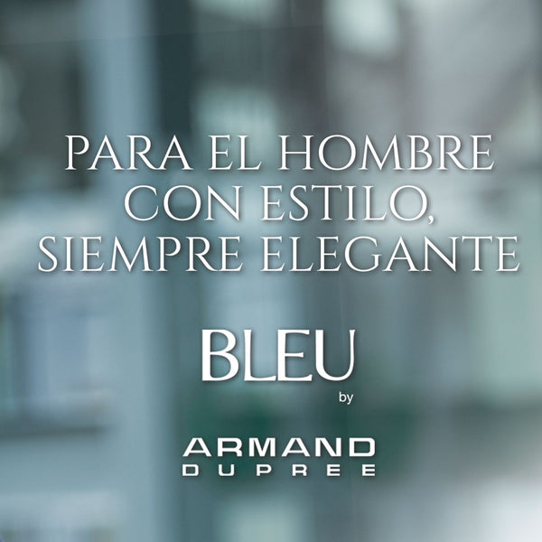 Perfume Hombre Blue By Armand Dupree Azul 60ml Fuller