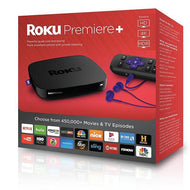 Roku Premiere Plus - Reproductor Streaming Inalámbrico