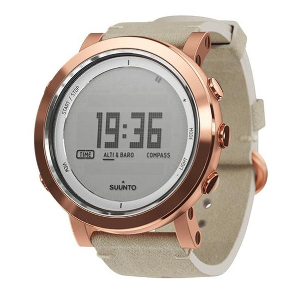 Reloj Multifuncional Supervivencia Essential Ceramic Suunto
