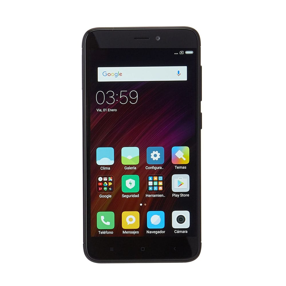 celular xiaomi redmi 4x dual version global 32 gb android. Black Bedroom Furniture Sets. Home Design Ideas