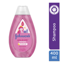 Shampoo Gotas de Brillo Aceite de Argán 400ml Johnson´s