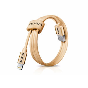 Cable USB Lightning Aluminio Carga & Sync Apple Adata
