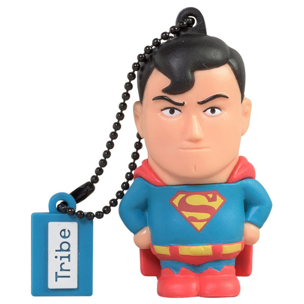 Memoria USB 8 GB DC Comics Superman Figura Tribe
