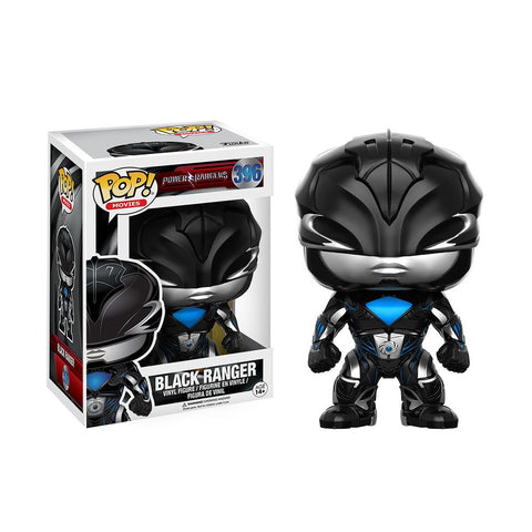 Funko Pop Movies Power Rangers Black Ranger Funko