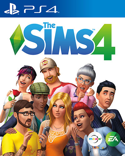 Videojuego The Sims 4 Play Station 4 Ibushak Gaming