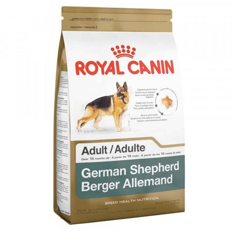Alimento Perro Royal Canin German Shepered 13.6 Kgs +kota