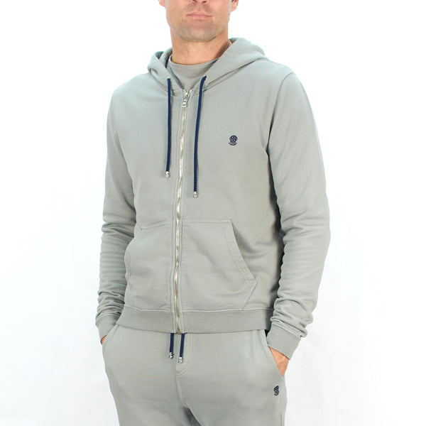Leisure Hoodie Cemento