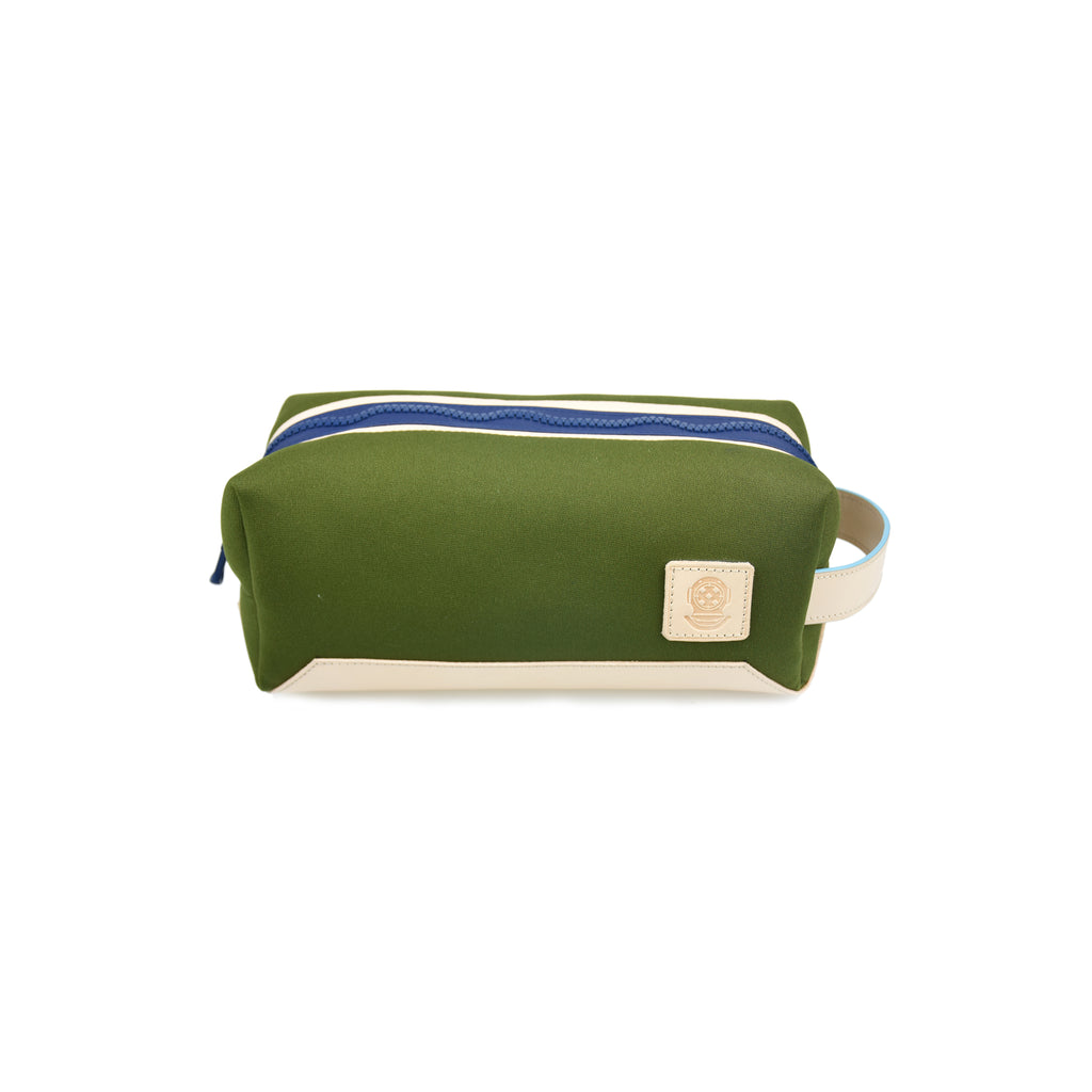 Neoprene Travel Pouch Olive