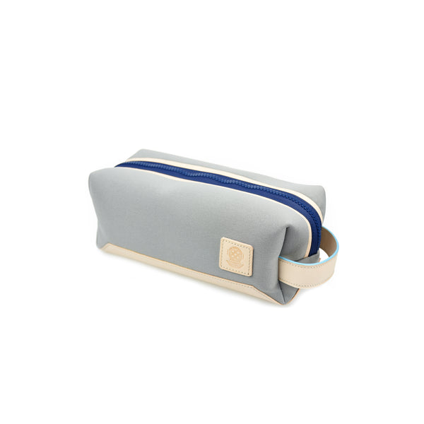 Neoprene Travel Pouch Grey