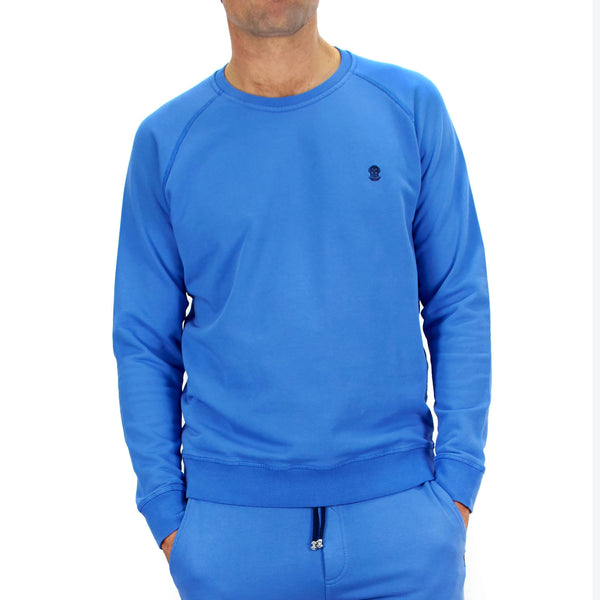 Sweatshirt Pool Blue