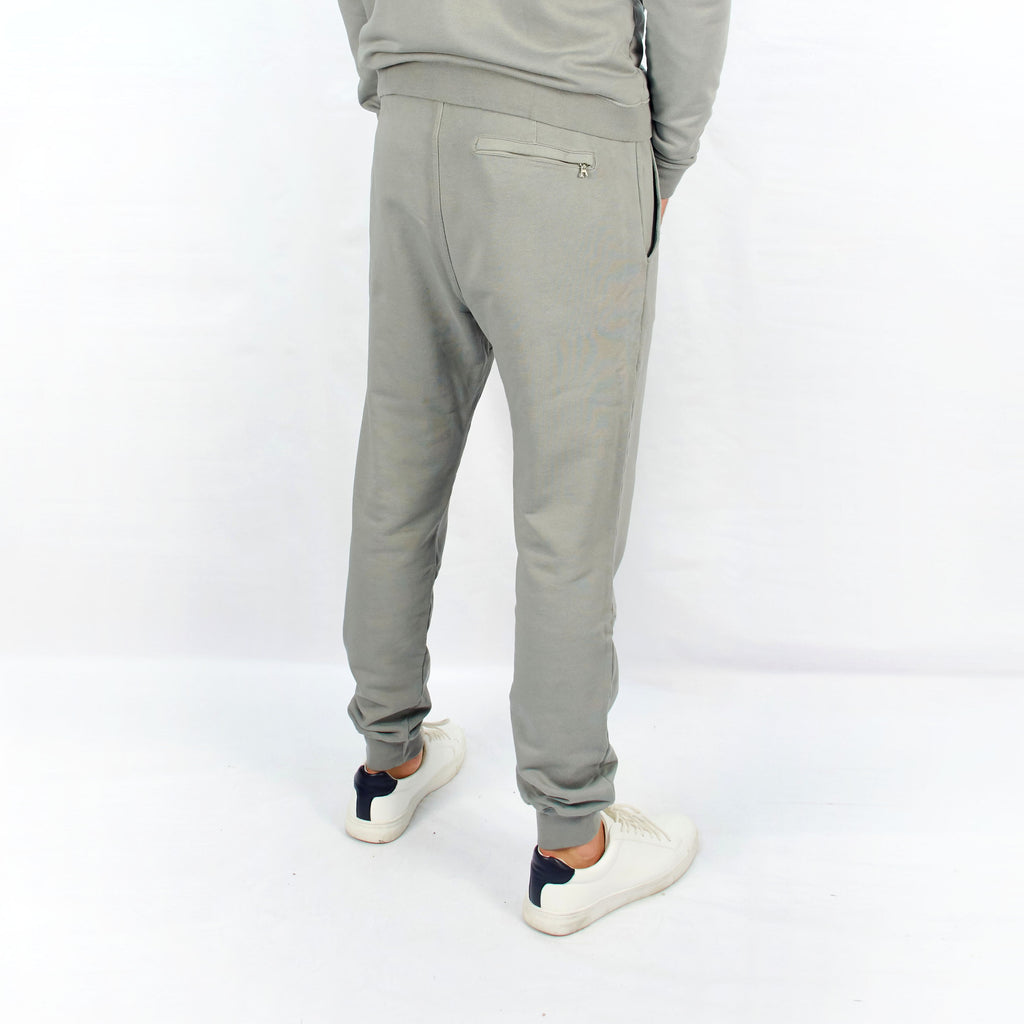 Leisure Track Pants Cemento