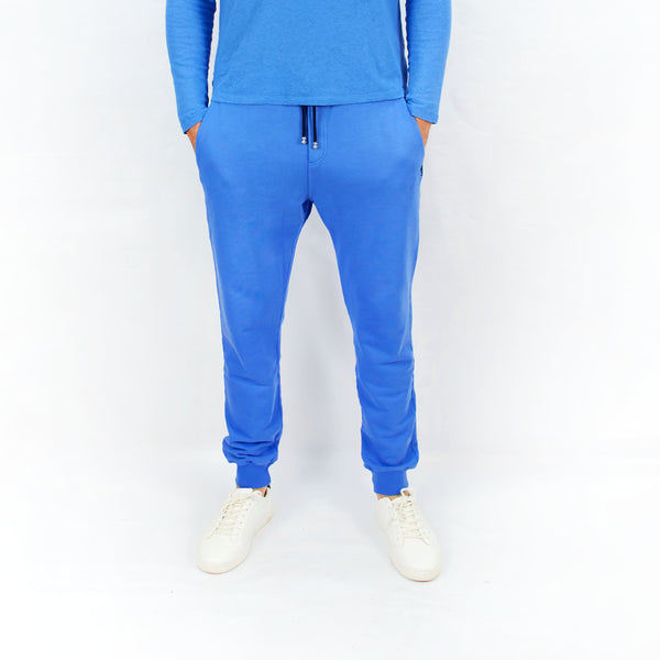 Leisure Track Pants Pool Blue