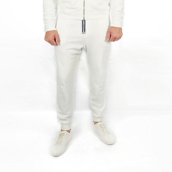 Leisure Track Pants White