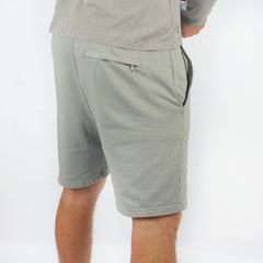 Track Shorts Cement Grey