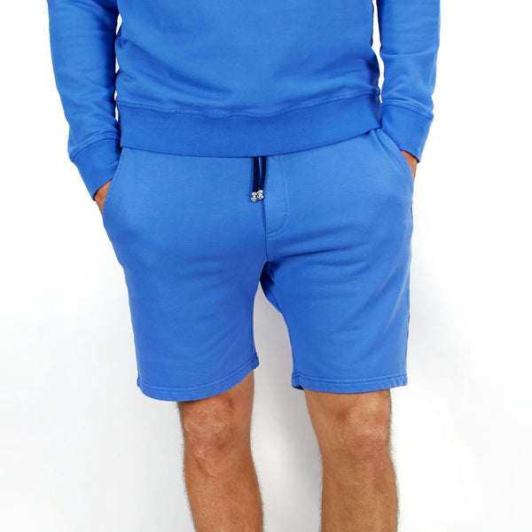 Leisure Track Shorts Pool Blue