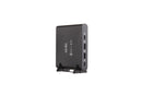 NÖRDIC 87W 5Ports Laddningsstation 2xUSB C 87W Power Delivery, 2xUSB A 70W  QuickCharger 3.0 1,5m kabel