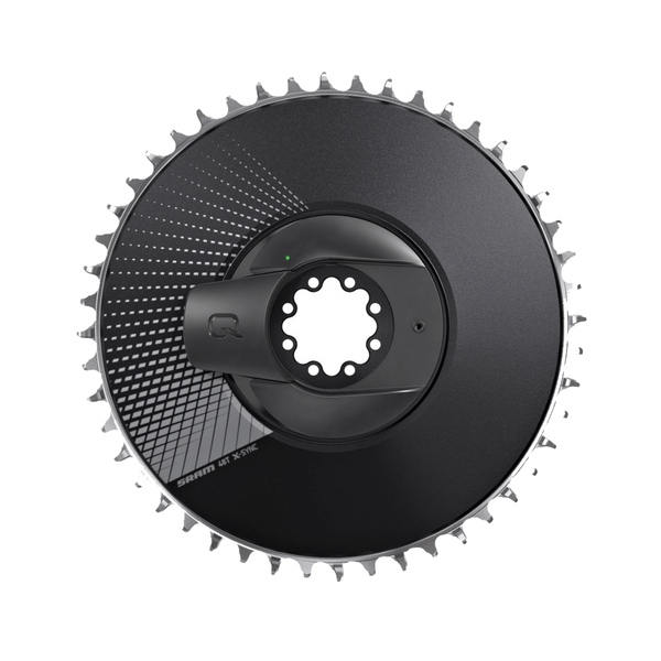 Quarq Powermeter Kit : Red AXS : AERO : Including Chainrings : Black