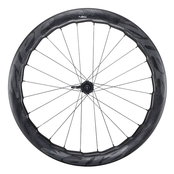 ZIPP 454 NSW CARBON CLINCHER DISC BRAKE FRONT