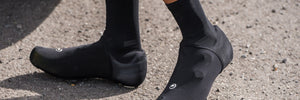 ASSOS Spring Fall Booties blackSeries