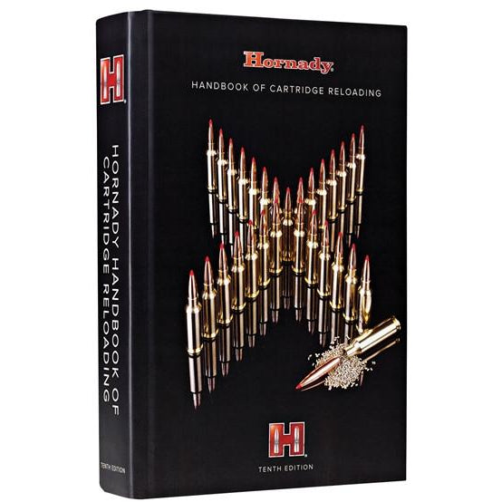 Hornady Reloading Handbook 10th Edition,New Books- Canada Brass