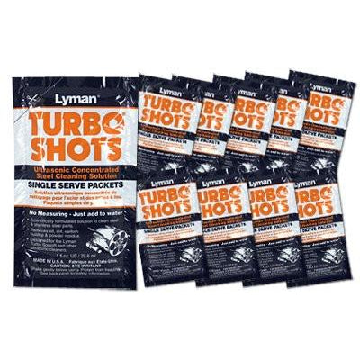 Lyman Turbo Shots,Reloading Chemicals- Canada Brass
