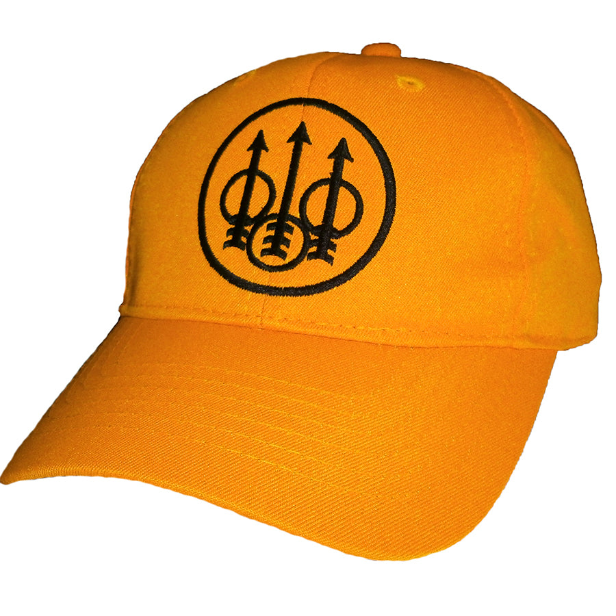Beretta Orange Trident Ball Cap