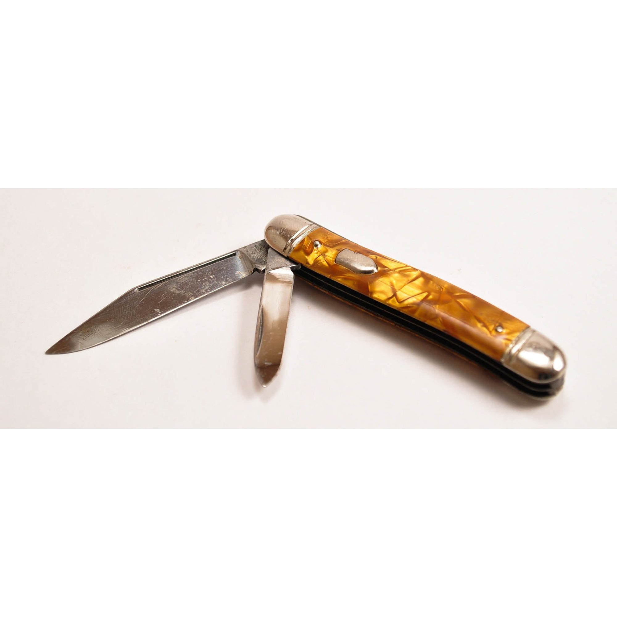 Richards Sheffield Two Blade Jacknife,Miscellaneous- Canada Brass