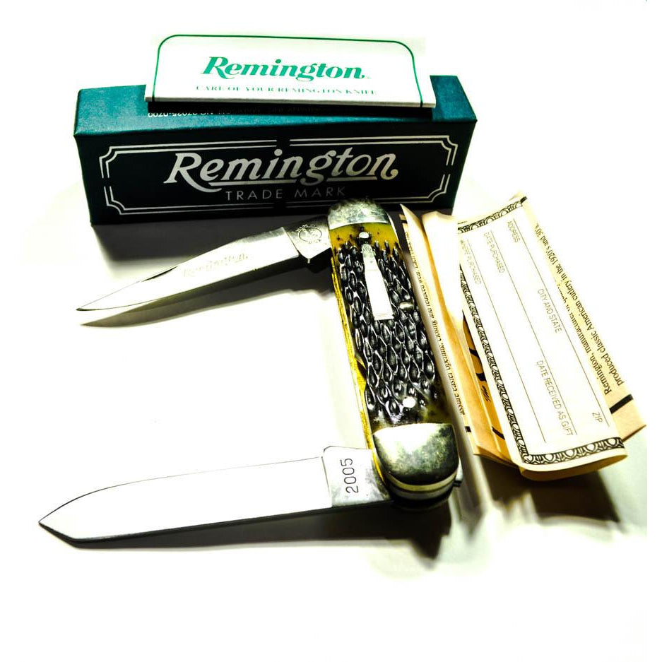 "Remington ""Maverick"" Bullet Knife,Miscellaneous- Canada Brass"