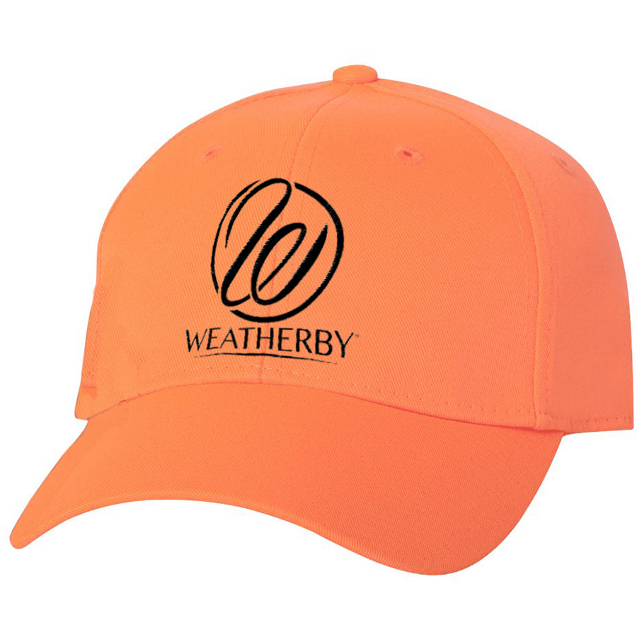 Weatherby Blaze Orange Cap,Clothing- Canada Brass