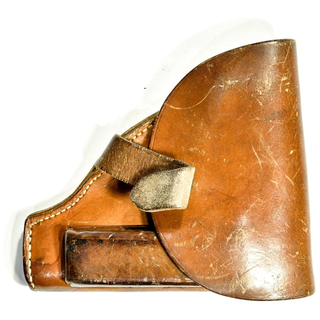 Unique Model 17 Leather Holster,Previously Owned Holsters- Canada Brass