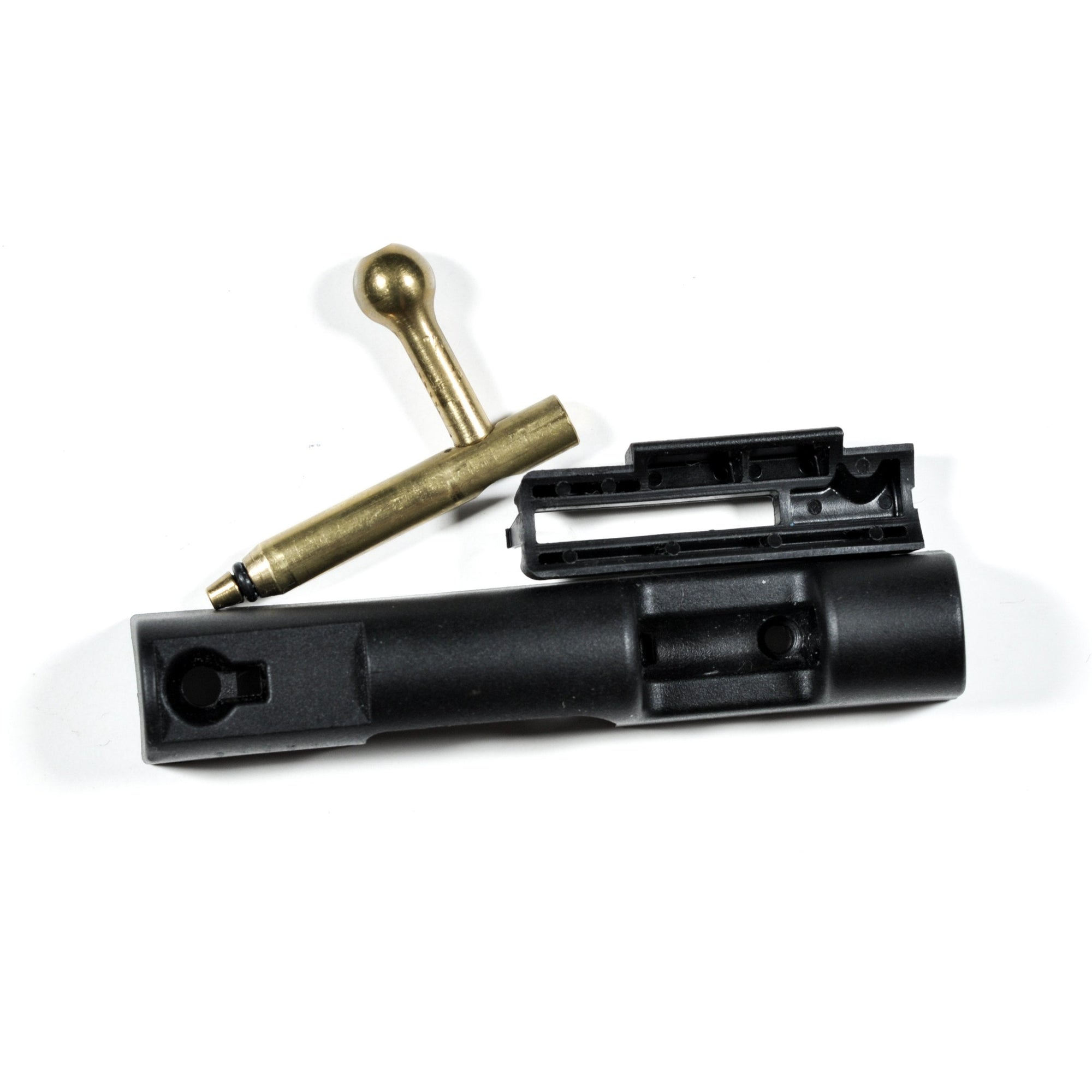 Crosman Mod.1377 Breech Top w Bolt,Gunsmith's Parts- Canada Brass