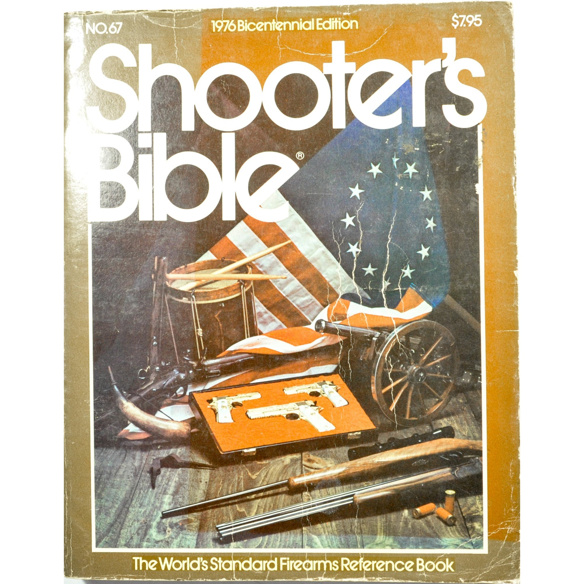 Stoeger Shooter's Bible #67 and #68,New Books- Canada Brass
