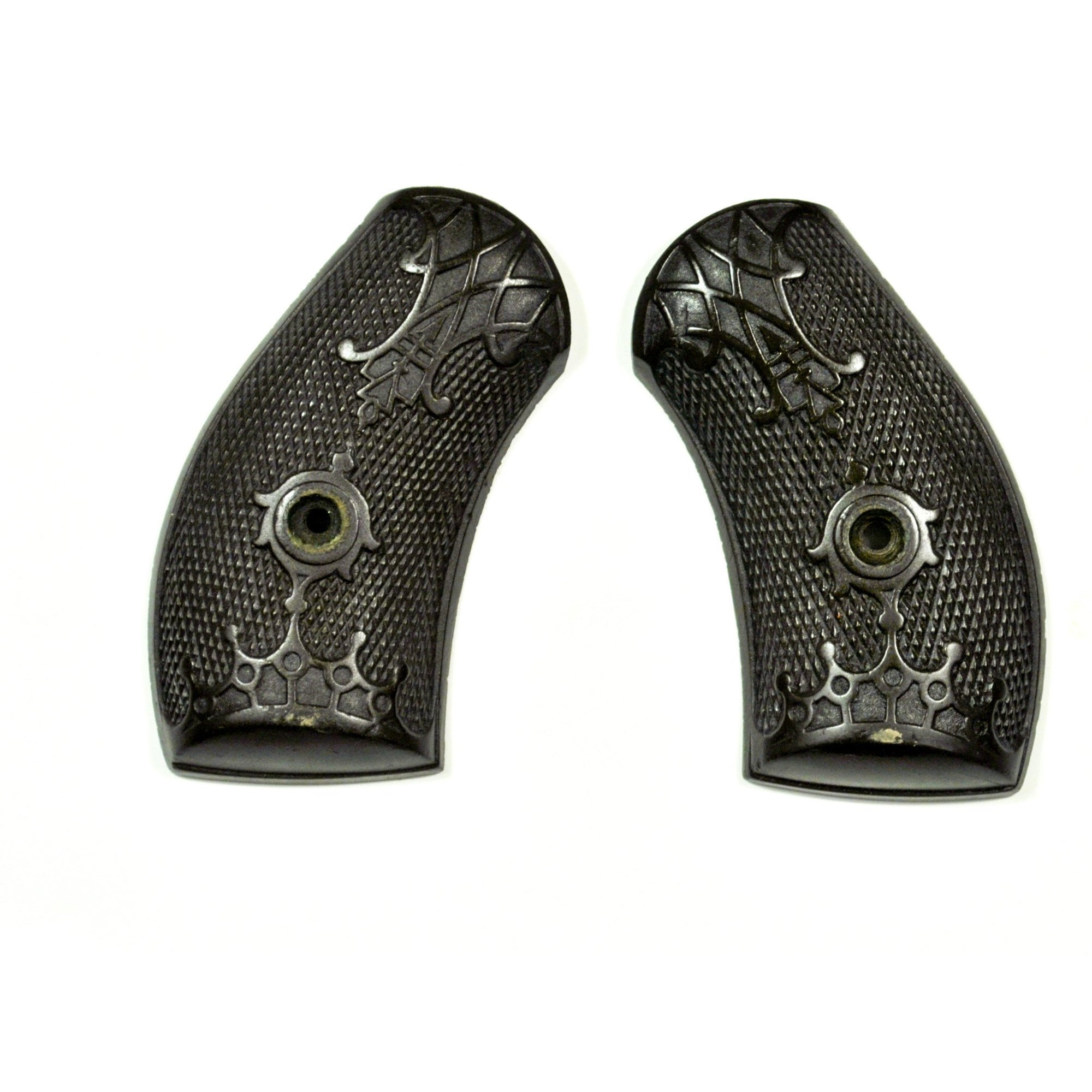 Harrington & Richardson Vest Pocket Safety Hammer Revolver Grips,Gunsmith's Parts- Canada Brass