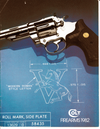 Colt 1982 Full Size Catalogue