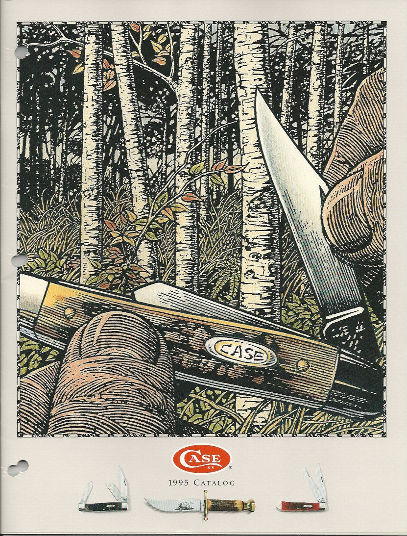 Case Knife Catalogue 1995