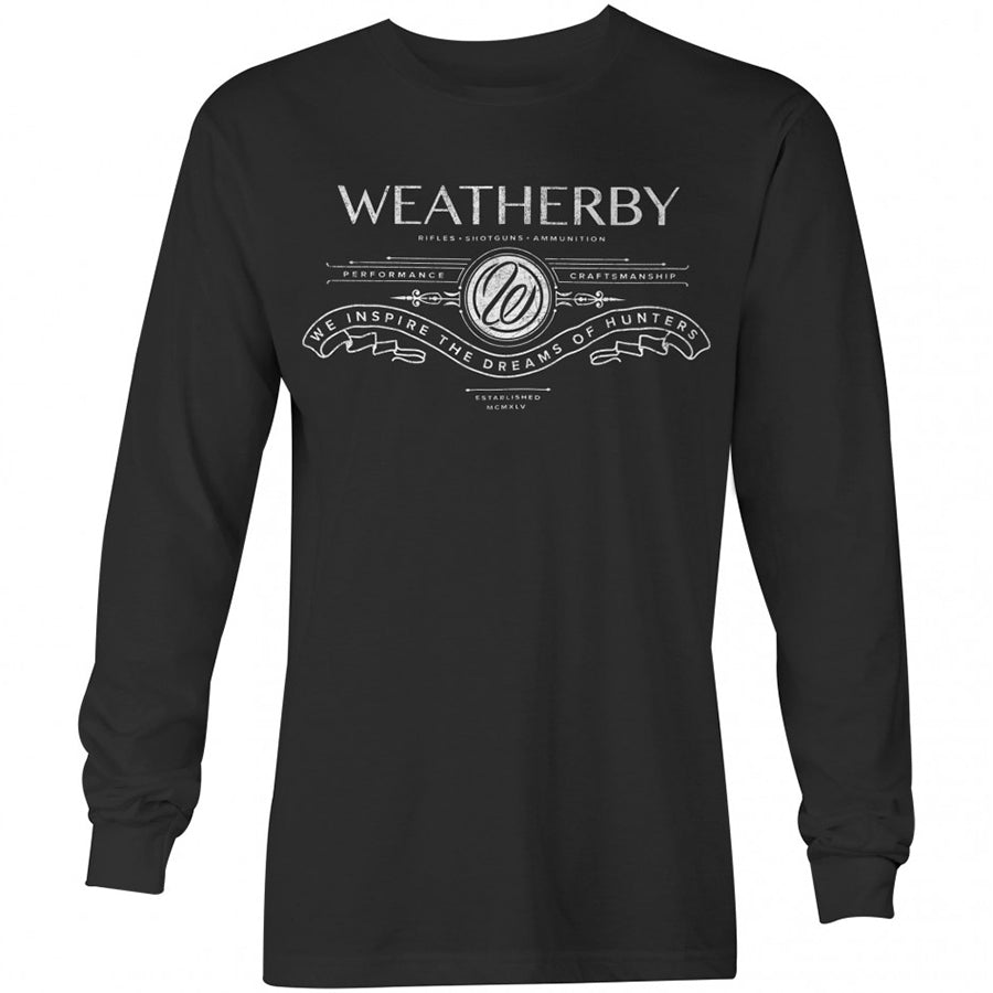 Weatherby Anthem Long Sleeve Tee,Clothing- Canada Brass
