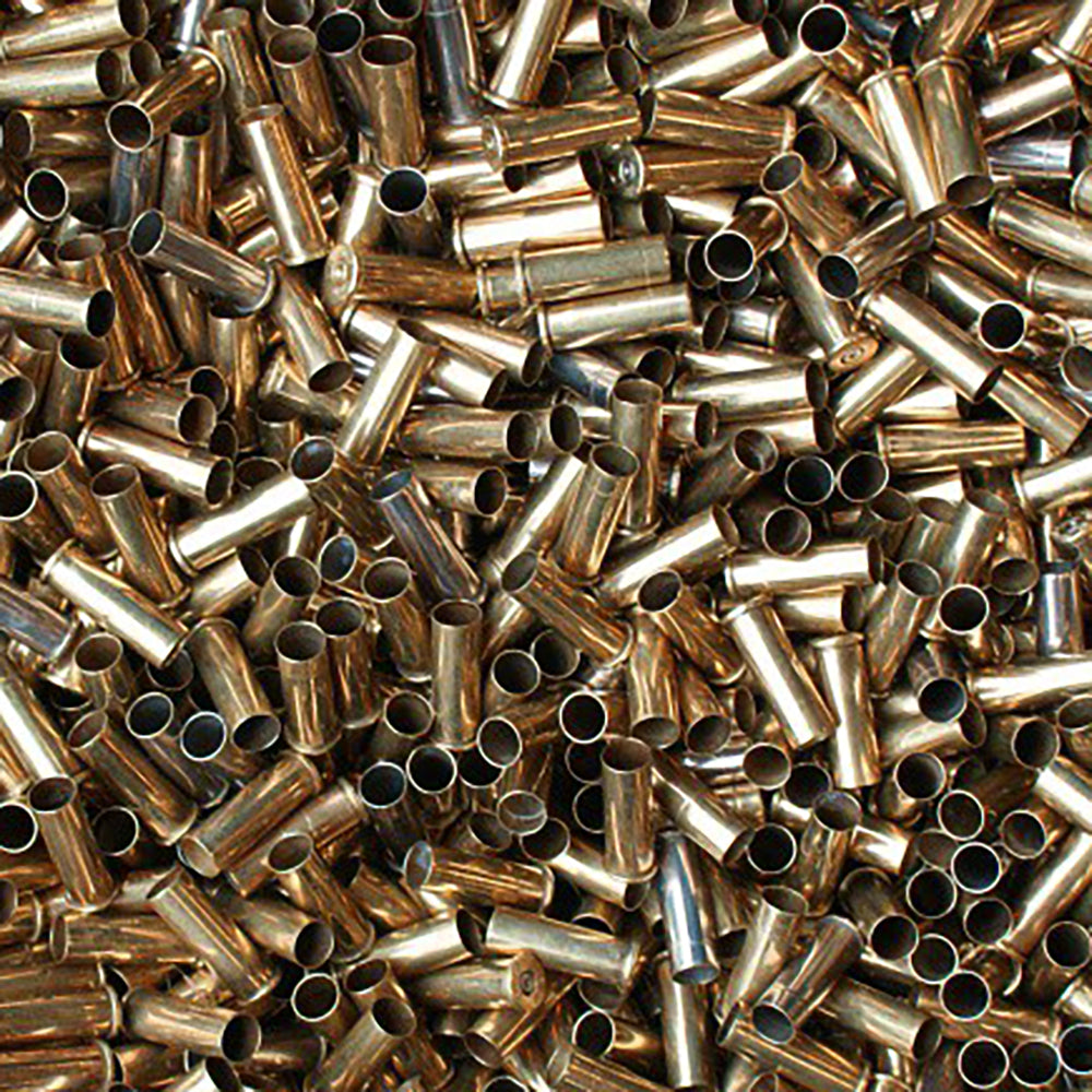 Previously Fired Bulk 38 Special Brass Casings
