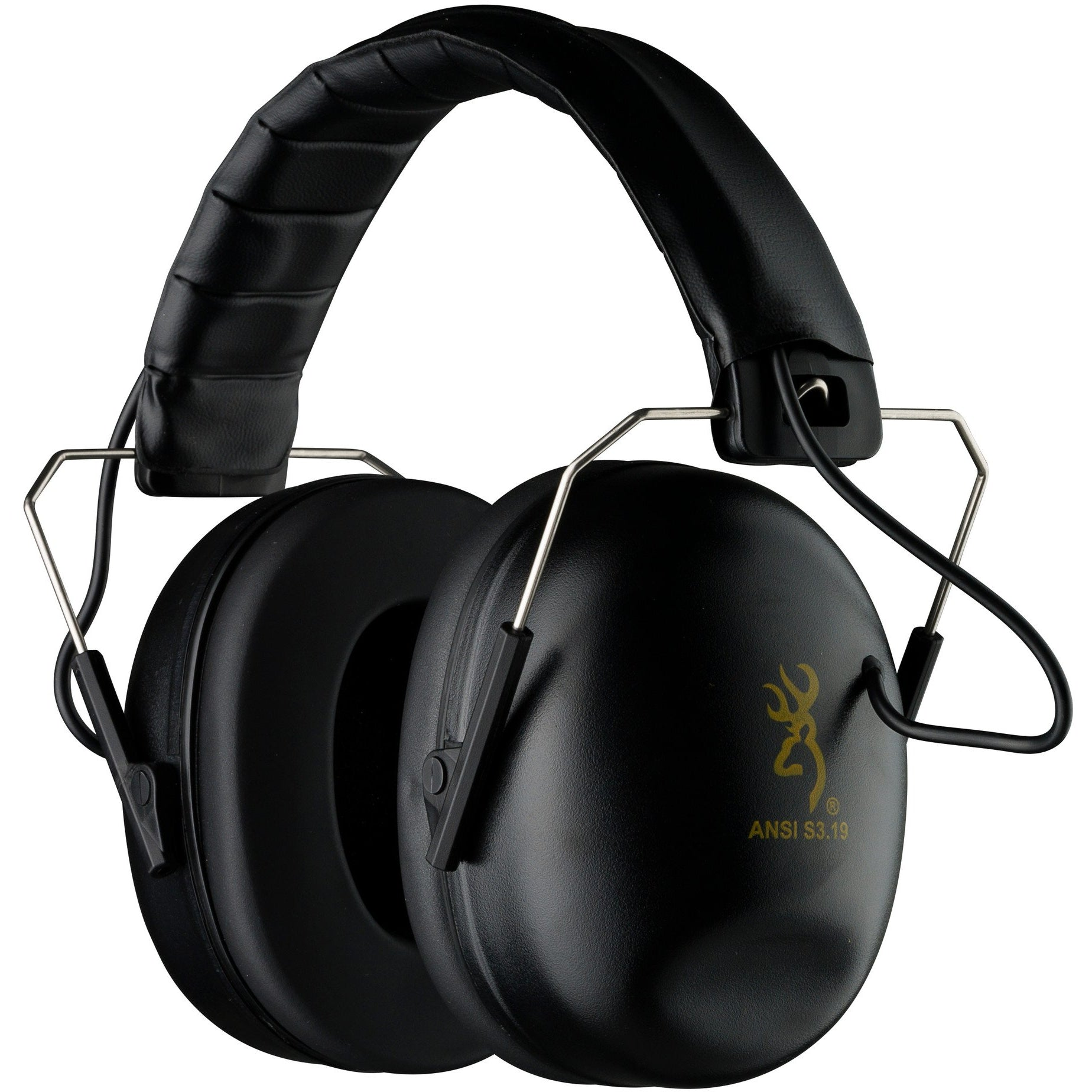 Browning Midas Electronic Hearing Protection,Safety & Protection- Canada Brass