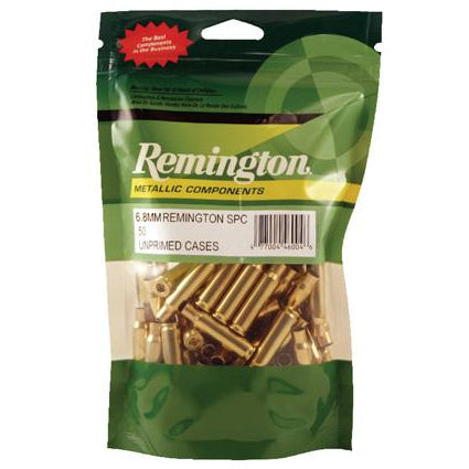 Remington New Unprimed Brass,Unprimed Brass- Canada Brass
